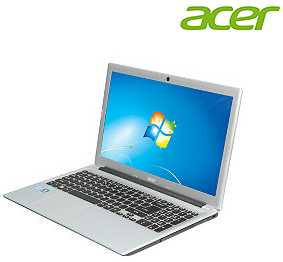 "Acer Aspire V5-571-6726 15.6"" Notebook (Refurbished) w/ Intel Core i5 3317U(1.70GHz), 6GB Memory, 500GB HDD 5400rpm, DVD±R/RW, Intel HD Graphics 4000"