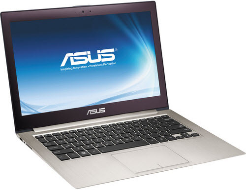 "Asus Zenbook Prime UX31A-DH51 13.3"" Ultrabook w/ Core i5-3317U, 4GB RAM, 128GB SSD, Windows 8"