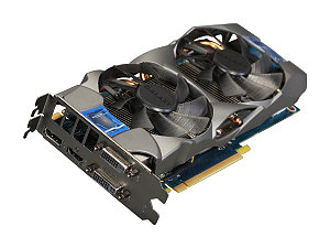 Galaxy 66NPH7DN6ZVZ GeForce GTX 660 GC 2GB 192-bit GDDR5 PCI Express 3.0 x16 HDCP Ready SLI Support Video Card