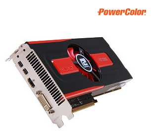 PowerColor AX7950 3GBD5-2DHV4 Radeon HD 7950 Boost State 3GB 384-bit GDDR5 PCI Express 3.0 x16 HDCP Ready CrossFireX Support Video Card