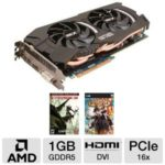$259.99 Sapphire Radeon HD 7950 11196-16-20G Video Card – 3GB GDDR5, PCI-Express 3.0(x16), 1x Dual-Link DVI-I, 2x Mini DisplayPort, 1x HDMI, DirectX 11, CrossFireX, Dual-Slot, Dual-Fan @ TigerDirect