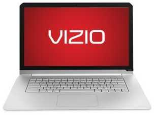 "Vizio CT15-A1 15.6"" Ultrabook w/ Core i5 3317U 1.7GHz, 4GB DDR3, 128GB SSD, Intel HD 4000"
