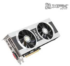 XFX Double D FX-795A-TDFC Radeon HD 7950 3GB 384-bit GDDR5 PCI Express 3.0 x16 HDCP Ready CrossFireX Support Video Card