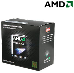 AMD Phenom II X4 965 Black Edition Deneb 3.4GHz Socket AM3 125W Quad-Core Processor HDZ965FBGMBOX