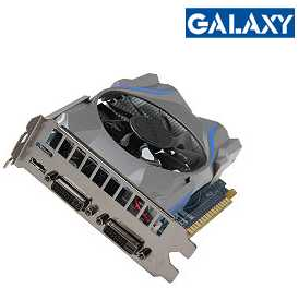 Galaxy 65IGH8DL7AXX GeForce GTX 650 Ti GC 1GB 128-bit GDDR5 PCI Express 3.0 x16 HDCP Ready Video Card