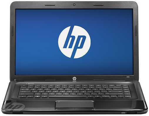 "HP 2000-2b43dx 15.6"" Laptop w/ AMD E-300 Accelerated Processor, 4GB DDR3, 320GB HDD, AMD Radeon HD 6310, Windows 8"