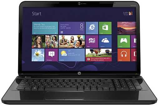 "HP Pavilion g7-2325dx 17.3"" Laptop w/ AMD Quad-Core A8-4500M, 4GB DDR3, 500GB HDD, AMD Radeon 7640G, Windows 8"