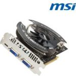 $98.99 MSI Power Edition N650TI PE 1GD5/OC GeForce GTX 650 Ti 1GB 128-bit GDDR5 PCI Express 3.0 x16 HDCP Ready Video Card @ Newegg.com