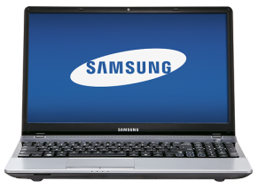 "Samsung NP300E5C-A09US 15.6"" Geek Squad Certified Refurbished Laptop w/ Intel Core i3-3110M, 4GB DDR3, 500GB HDD, Windows 8"