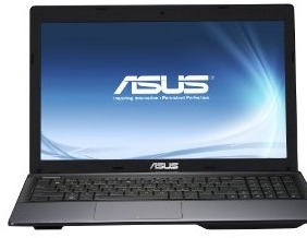 ASUS K55N-DS81 15.6-Inch Laptop w/ Quad-Core A8-4500M, 4 GB DDR3, 500 GB HDD, Windows 8