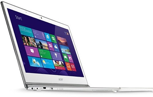 Acer Aspire S7-391-6822 13.3-Inch Touchscreen Ultrabook w/ Intel Core i5 1.70GHz, 4GB RAM, 128 GB SSD, Windows 8