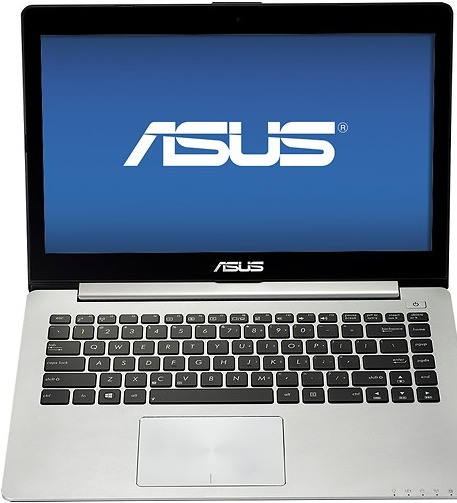"Asus S400CA-SI30305S 14"" Touch-Screen Ultrabook w/ Intel Core i3-3217U, 4GB DDR3, 500GB HDD, Windows 8"