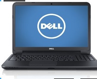 Dell Inspiron 15 i15RV-6190BLK 15.6-Inch Laptop w/ Intel Pentium 2117U, 4GB DDR3, 500GB HDD, 8X DVD+/-RW, Windows 8