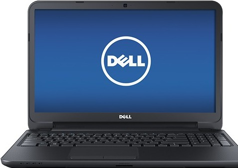 "Dell Inspiron I15RV-3812BLK 15.6"" Laptop w/ Intel Core i3-3227U, 4GB DDR3, 500GB HDD, Windows 8"