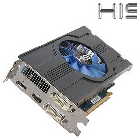HIS H779F1GD Radeon HD 7790 1GB 128-bit GDDR5 PCI Express 3.0 x16 HDCP Ready CrossFireX Support Video Card