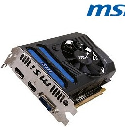 MSI R7770-PMD1GD5 Radeon HD 7770 GHz Edition 1GB 128-bit GDDR5 PCI Express 3.0 x16 HDCP Ready Video Card
