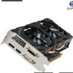 $139 Sapphire 100355-1GOCL Radeon HD 7850 OC Version 1GB 256-bit GDDR5 PCI Express 3.0 Video Card + Gifts @ Newegg.com