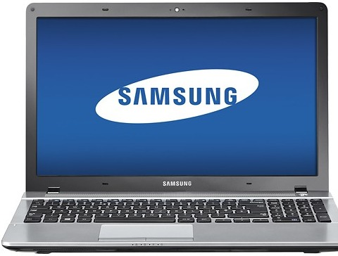"Samsung NP300E5E-A01US Series 3 15.6"" Laptop w/ Core i3 CPU, 4GB DDR3 RAM, 500GB HDD, Windows 8"