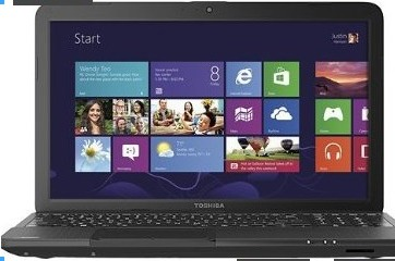 Toshiba C855D-S5103 15.6-Inch Laptop Computer w/ AMD E-300 Dual-core, 4GB DDR3, 320GB HDD, Windows 8