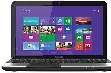 "Toshiba Satellite C855-S5194 15.6"" Laptop w/ Core i3-3120M 2.50GHz, 6GB DDR3, 640GB HDD, Windows 8"
