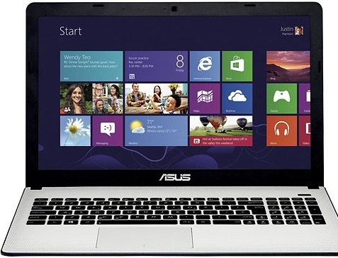 "Asus X501A-SPD0503W 15.6"" Laptop w/ Intel Pentium 2020M, 4GB DDR3, 500GB HDD, Windows 8"