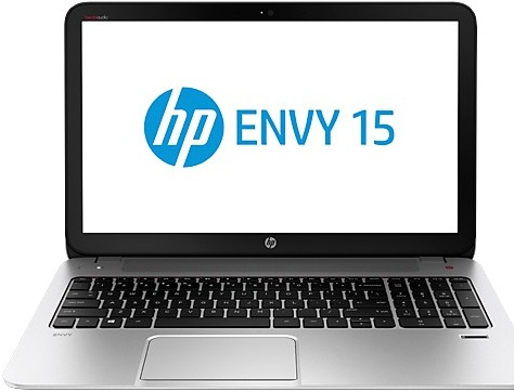 "HP ENVY 15t-j000 Quad Edition 15.6"" Notebook PC w/  i7-4700MQ Haswell, 8GB RAM, 1TB HDD, 2GB Nvidia GT740M"
