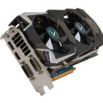 $370 SAPPHIRE Vapor-X 100351VXSR Radeon HD 7970 GHz Edition 3GB 384-bit GDDR5 PCI Express 3.0 x16 HDCP Ready CrossFireX Support Video Card @ Newegg