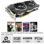$309.99 Sapphire Radeon HD 7970 11197-03-40G Video Card + 4 Free Games @ TigerDirect