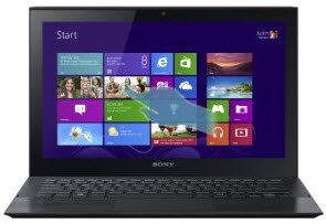 Sony VAIO Pro SVP11213CXB 11.6-Inch Core i5 Touchscreen Ultrabook