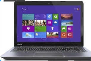 Toshiba Satellite U845t-S4165 14-Inch TouchScreen Laptop
