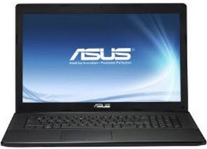 ASUS X75A-DS31 17.3-Inch Laptop