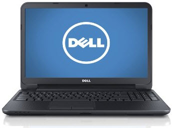 Dell Inspiron 15 i15RV-8524BLK 15.6-Inch Laptop