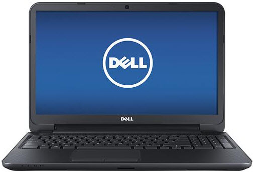 "Dell Inspiron I15RV-10000BLK 15.6"" Laptop w/ i5-3337U, 4GB DDR3, 500GB HDD, DVD-RW/CD-RW, Windows 8"