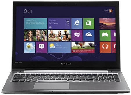 "Lenovo IdeaPad TOUCH - 59374199 15.6"" Touch-Screen Laptop w/ Core i5-3230M, 6GB DDR3, 1TB HDD, Windows 8"
