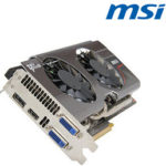 $240 MSI N660TI TF 3GD5/OC GeForce GTX 660 Ti 3GB 192-bit GDDR5 PCI Express 3.0 x16 HDCP Ready SLI Support Video Card @ Newegg.com