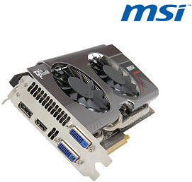 MSI N660TI TF 3GD5/OC GeForce GTX 660 Ti 3GB 192-bit GDDR5 PCI Express 3.0 x16 HDCP Ready SLI Support Video Card