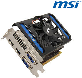 MSI R7790-1GD5/OC Radeon HD 7790 1GB 128-bit GDDR5 PCI Express 3.0 x16 HDCP Ready CrossFireX Support Video Card