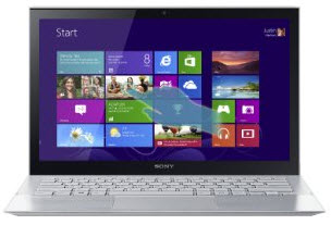 Sony VAIO Pro SVP13213CXS 13.3-Inch Core i5 Touchscreen Ultrabook