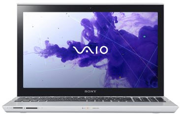 Sony VAIO T Series SVT15117CXS 15.5-Inch Core i7 Touch Ultrabook