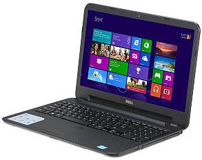 Dell Inspiron 15 i15RV-3763BLK 15.6-Inch Laptop