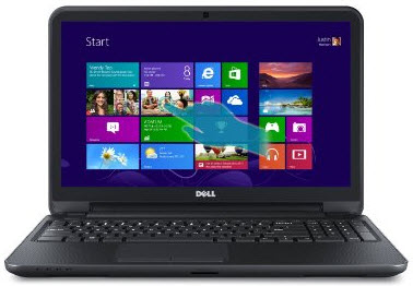 Dell Inspiron 15 (3521) i15RV-6143BLK 15.6-Inch Touchscreen Laptop