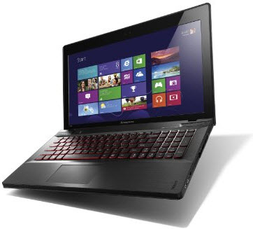 Lenovo IdeaPad Y510p - 59375627 15.6-Inch Laptop w/ Core i7-4700MQ, 16GB DDR3, 1TB HDD, Windows 8