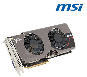 MSI R7950 Twin Frozr 3GD5/OC Radeon HD 7950 3GB 384-bit GDDR5 PCI Express 3.0 x16 HDCP Ready CrossFireX Support Video Card