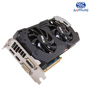 SAPPHIRE 100352-3L Radeon HD 7950 3GB 384-bit GDDR5 PCI Express 3.0 x16 HDCP Ready CrossFireX Support Video Card