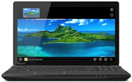 Toshiba Satellite C55T-A5247 15.6-Inch Touchscreen Laptop