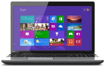Toshiba Satellite L75-A7271 17.3-Inch Laptop
