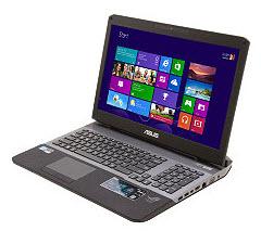 "ASUS G75VW-NH71 17.3"" Notebook w/ Intel Core i7 3630QM(2.40GHz), 12GB Memory, 500GB HDD, DVD±R/RW, Windows 8"