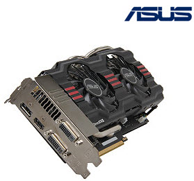 ASUS GTX670-DC2-2GD5 GeForce GTX 670 2GB 256-bit GDDR5 PCI Express 3.0 x16 HDCP Ready SLI Support Video Card