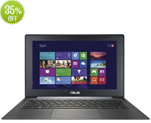 "Asus Taichi21-DH71 11.6"" Convertible Ultrabook w/ Intel Core i7-3517M, 4GB DDR3, 256GB SSD, Window 8"