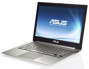 "Asus Zenbook UX31A-R5102F 13.3"" Ultrabook w/ Intel Core i5 - Factory Refurb"